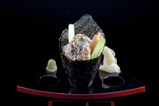 תפריט סוהו - טמאקי (יח' 1), סושי - סאקמורי טמאקי