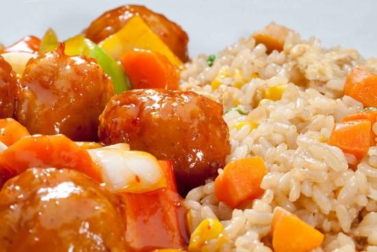 תפריט סוהו - מיוחדי סוהו - כדורי עוף בשום ודבש