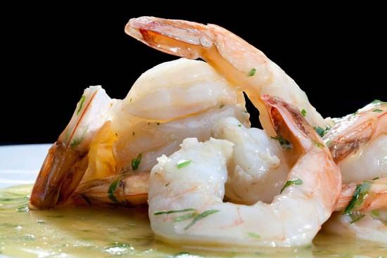 תפריט סוהו - דגים ופירות ים - הונג קונג שרימפס