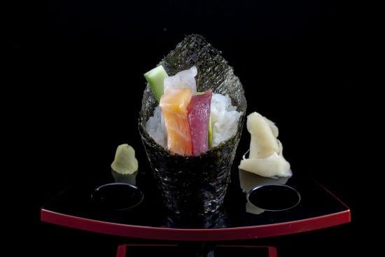 מנת סוהו טמאקי במסעדת הסוהו