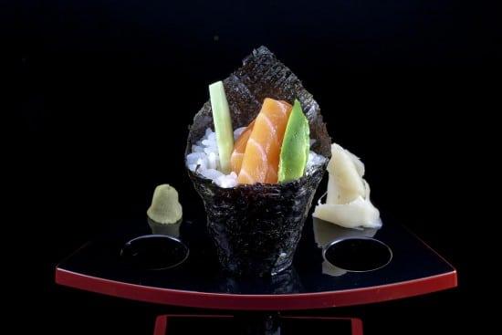 מנת סאקה טמאקי במסעדת הסוהו