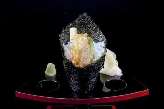 מנת אביקיו טמאקי במסעדת הסוהו