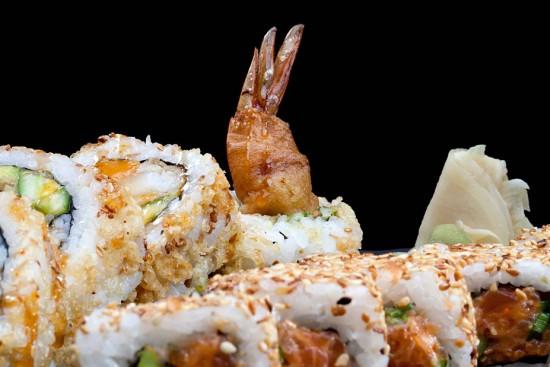 תפריט סוהו - עסקית סושי 3 - קומבינציה Special