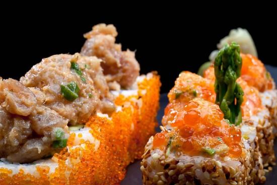 תפריט סוהו - עסקית סושי 3 - קומיבנציה קרייזי