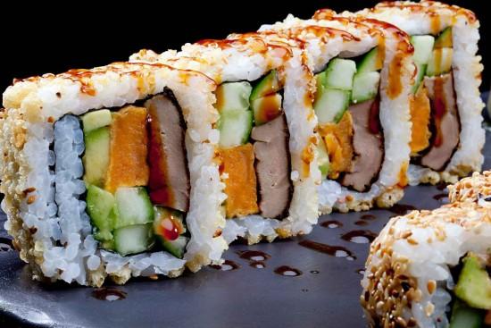 תפריט סוהו - עסקית סושי 3 - קומבינציית MIX