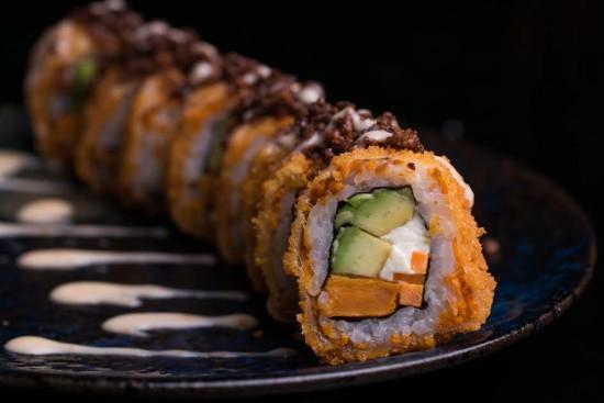 תפריט סוהו - סושי, סושי מטוגן, צמחוני - פוקימון