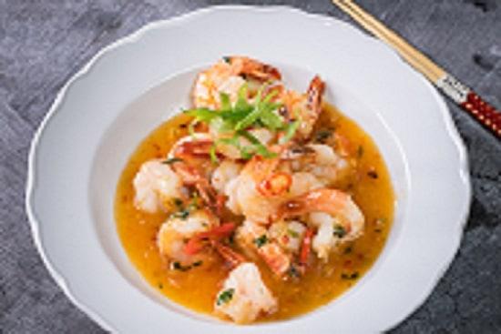תפריט סוהו - דגים ופירות ים - שרימפס קונג פאו