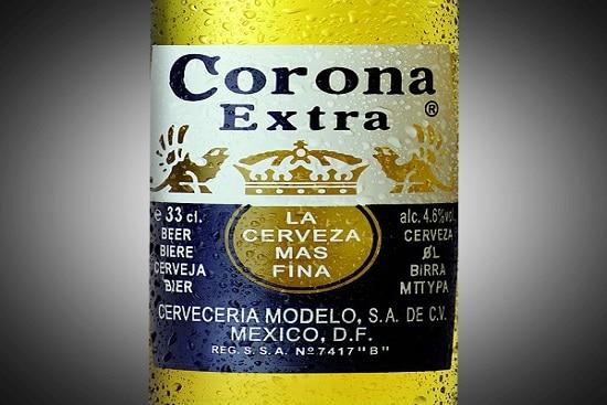 תפריט סוהו - בירות - קורונה (בקבוק)