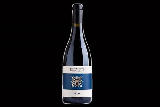 תפריט סוהו - יינות - רקנאטי' שיראז גליל עליון 2017