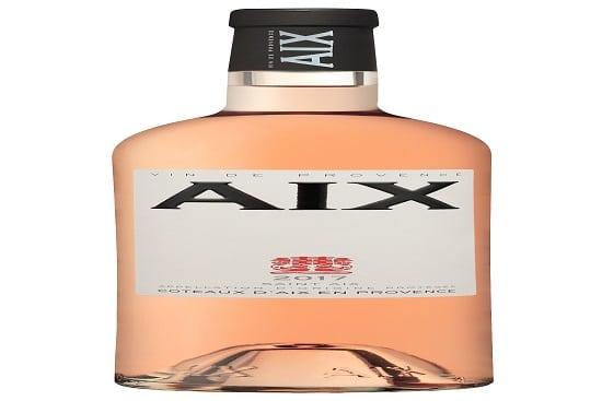 תפריט סוהו - יינות - רוזה AIX אקס 2019